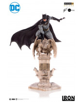 DC Comics Deluxe Art Scale socha 1/10 Batman by Eddy Barrows 30 cm