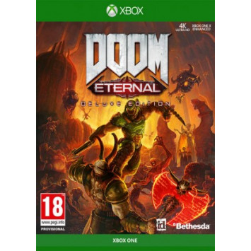 Doom Eternal (Deluxe Edition) (XBOX ONE)