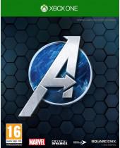 Marvel Avengers CZ (XBOX ONE)