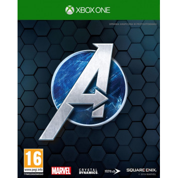 Marvel Avengers CZ + bonus DLC Outfit Pack (XBOX ONE)