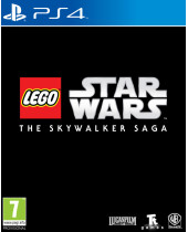 LEGO Star Wars - The Skywalker Saga (PS4)