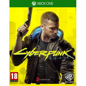 Cyberpunk 2077 CZ (XBOX ONE)