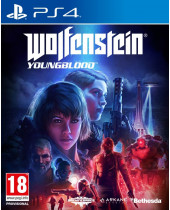 Wolfenstein 2 - Youngblood (PS4)