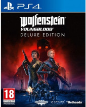 Wolfenstein 2 - Youngblood (Deluxe Edition) (PS4)