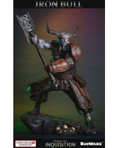 Dragon Age Inquisition socha 1/4 Iron Bull 58 cm
