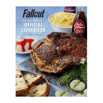 Kuchárka Fallout - The Vault Dwellers Officiall Cookbook