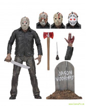 Friday the 13th Part 5 akčná figúrka Ultimate Jason 18 cm