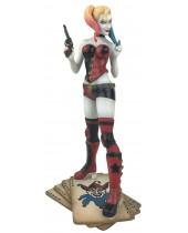 DC Comic Gallery PVC Diorama Harley Quinn 23 cm