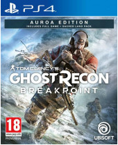 Tom Clancys Ghost Recon - Breakpoint CZ (Auroa Edition) (PS4)