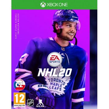 NHL 20 CZ (XBOX ONE)