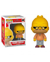 Pop! Television - The Simpsons - Grampa Simpson