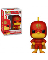 Pop! Television - The Simpsons - Radioactive Man