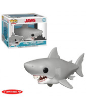 Pop! Movies - Jaws - Great White Shark Super Sized 15 cm