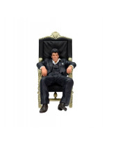 Scarface Movie Icons PVC socha Tony Montana 18 cm