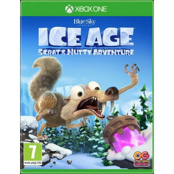 Ice Age - Scrats Nutty Adventure (XBOX ONE)