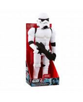 Star Wars Mega Poseable hovoriaca plyšová figúrka Stormtrooper 61 cm (English Version)