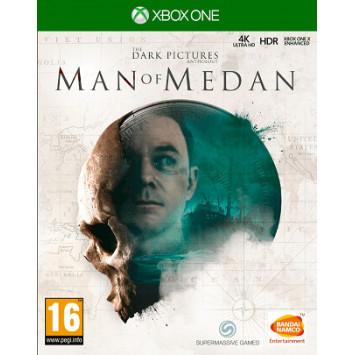 Dark Pictures - Man of Medan (XBOX ONE)