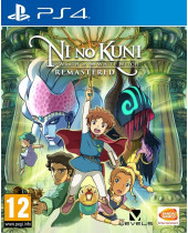 Ni No Kuni - Wrath of the White Witch Remastered (PS4)