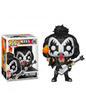 Pop! Rocks - Kiss - The Demon