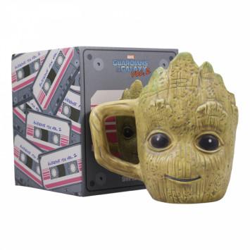 Marvel Shaped Mug Groot