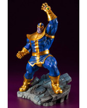 Marvel Universe Avengers Series ARTFX+ PVC socha 1/10 Thanos 28 cm