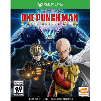 One Punch Man - A Hero Nobody Knows (XBOX ONE)