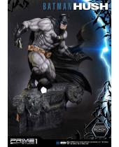 Batman Hush socha 1/3 Batman Black Version 74 cm