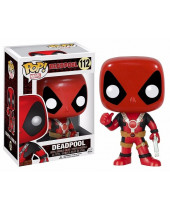 Pop! Marvel - Deadpool Thumb Up (Bobble-Head)