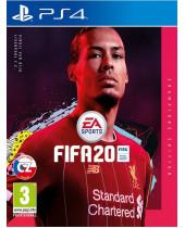 FIFA 20 CZ (Champions Edition) (PS4)