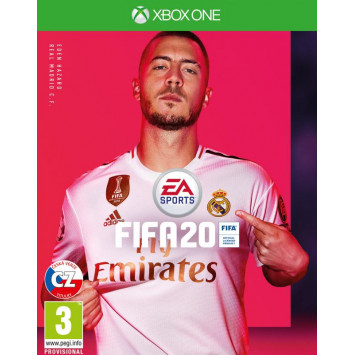 FIFA 20 CZ (XBOX ONE)