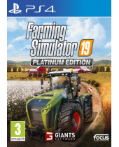 Farming Simulator 19 CZ (Platinum Edition) (PS4)