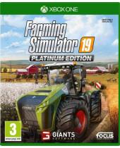 Farming Simulator 19 (Platinum Edition) (Xbox One)