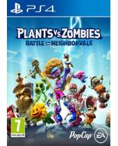 Plants vs Zombies - Battle for Neighborville (PS4)