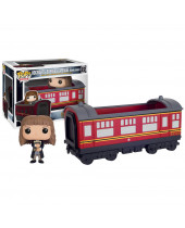 Pop! Rides - Harry Potter - Hogwarts Express Carriage with Hermione Granger (12cm)
