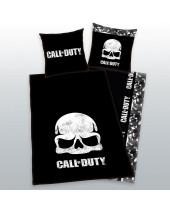 Call of Duty - posteľné obliečky Skull 135 x 200 cm / 80 x 80 cm