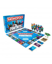 Fortnite stolová hra Monopoly (German Version)