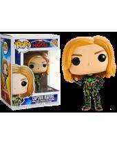 Pop! Marvel - Captain Marvel (Neon Suit)