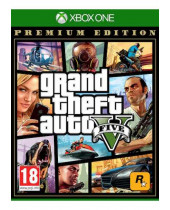 Grand Theft Auto 5 (GTA 5) Premium Edition (XBOX ONE)