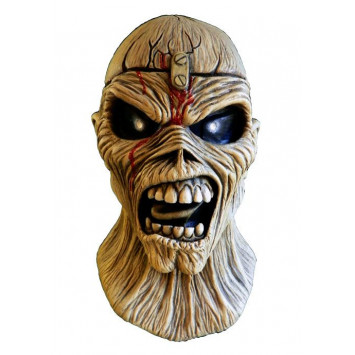 Iron Maiden Latex maska Piece of Mind