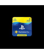 SONY PlayStation Plus Card 90 dní CZ (digitálny produkt)