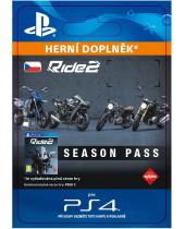 Ride 2 - Season Pass (CZ PSN) (digitálny produkt)