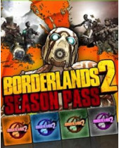 Borderlands 2 - Season Pass (PC) (digitálny produkt)