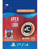 Apex Legends – 1,000 Apex Coins (CZ PSN) (digitálny produkt)