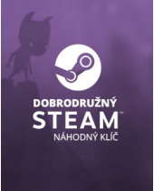 Dobrodružný náhodný steam kľúč