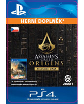 Assassins Creed Origins - Season Pass (CZ PSN) (digitálny produkt)