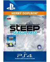 Steep - Season Pass (SK PSN) (digitálny produkt)
