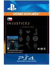 Injustice 2 - Ultimate Pack  (CZ PSN) (digitálny produkt)