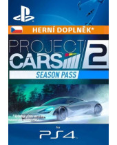 Project CARS 2 - Season Pass (SK PSN) (digitálny produkt)