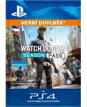 Watch Dogs 2 - Season Pass (CZ PSN) (digitálny produkt)