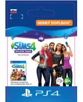The Sims 4 - Get Together DLC (SK PSN) (digitálny produkt)